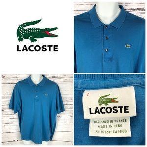 Lacoste Mens Classic Polo
